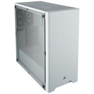 Corsair Carbide 275R Pencereli Mid Tower ATX Bilgisayar Kasası-Beyaz