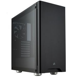 Corsair Carbide 275R Temperli Cam Mid Tower ATX Siyah Bilgisayar Kasası