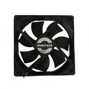 Phanteks 120mm Siyah Kasa Fanı