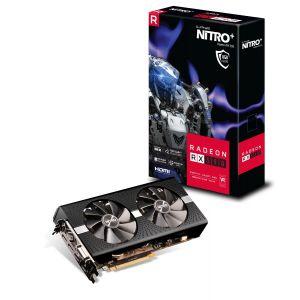 Sapphire RX 590 Nitro+ 8GB 256 Bit AMD Radeon Ekran Kartı