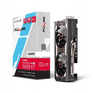 Sapphire Radeon RX 5600 XT Pulse 6GB 192Bit Ekran Kartı