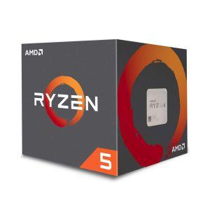 AMD Ryzen 5 2600X 3.6 GHz - 4.2GHz 19MB AM4 İşlemci