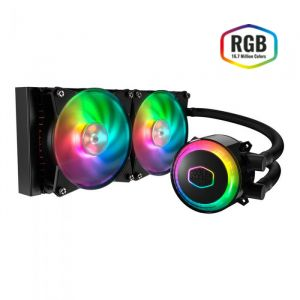 Cooler Master MasterLiquid ML240R RGB Led Fanlı Sıvı Soğutma Sistemi