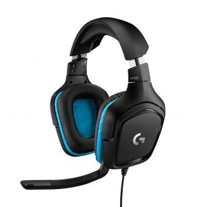 Logitech G432 7.1 DTS Oyuncu Kulaklığı