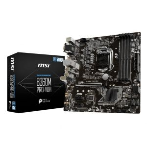 MSI B360M PRO-VDH 1151P v2  DDR4 2666MHz mATX Anakart