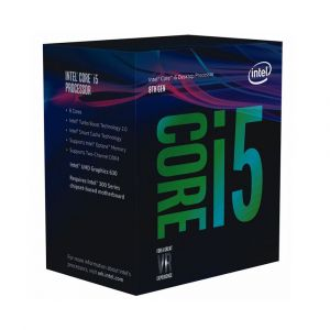 İntel Core i5-8600K 3.6GHz (Coffee Lake)  LGA1151 İşlemci