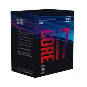 Intel Coffee Lake i7 8700 3.2 GHz 1151P İşlemci