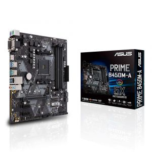 ASUS PRIME B450M-A DDR4 3200MHz AM4 mATX Anakart