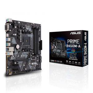 ASUS PRIME B450M-A DDR4 3200MHz AM4 mATX Anakart