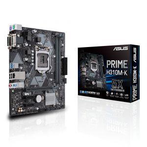 ASUS PRIME H310M-K R2.0 Anakart