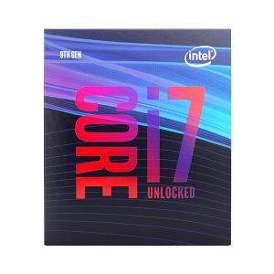 Intel Core i7 9700K 3.6GHZ (Coffe Lake) LGA1151 İşlemci