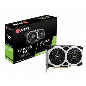 MSI Geforce GTX 1660 Ti VENTUS XS 6G OC 192 Bit Ekran Kartı