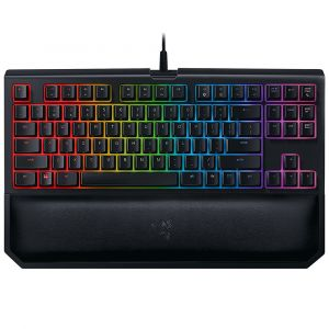 Razer Blackwidow Tournament Edition Chroma V2 Sarı Switch Mekanik Oyuncu Klavyesi