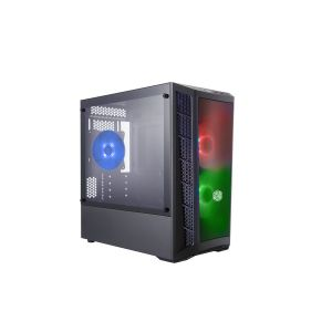 Cooler Master MasterBox MB311L RGB Mesh 600W Temperli Cam MidTower mATX Bilgisayar Kasası