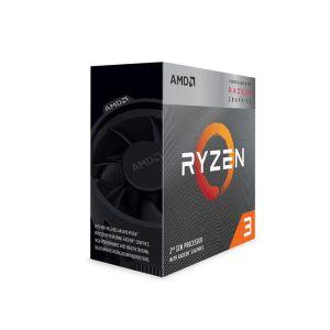 AMD Ryzen 3 3200G 3.6 - 4.0 GHz AM4 İşlemci Radeon Vega 8 Grafik