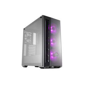 Cooler Master MasterBox MB520 RGB Temperli Cam Yan Panel MidTower ATX Bilgisayar Kasası