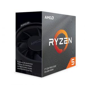 AMD Ryzen 5 3500X 3.6 - 4.1 GHz 6 Çekirdek 32MB AM4 İşlemci