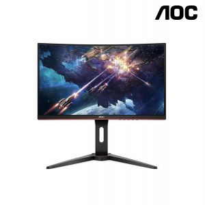 AOC C24G1 24'' 1ms 144Hz FreeSync FHD Curved Oyuncu Monitörü
