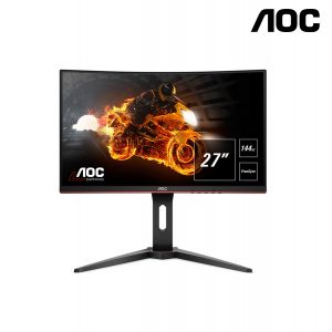 "AOC C27G1 27"" 1ms 144Hz FreeSync FHD Curved Oyuncu Monitörü"