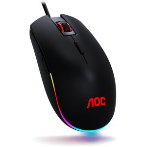 AOC GM500 RGB 5000DPI Optik Oyuncu Mouse