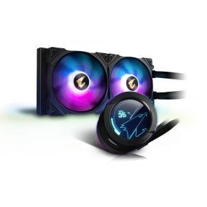 Gigabyte AORUS WATERFORCE X 240 ARGB İşlemci Sıvı Soğutucu