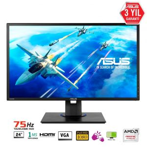 Asus VG245HE 24'' 1ms 75Hz FHD FreeSync Monitör