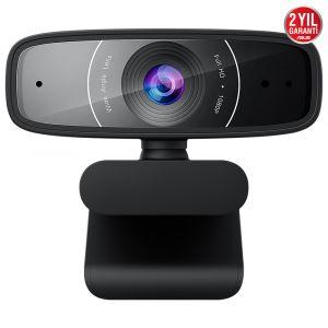 Asus Webcam C3 Full HD Mikrofonlu PC Kamerası