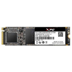 XPG SX6000 Pro 512GB 2100/1500 MB M2 2280 SSD