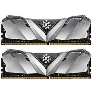 XPG Gammix D30 16GB (2x8) DDR4 3000MHz CL16 Siyah Ram