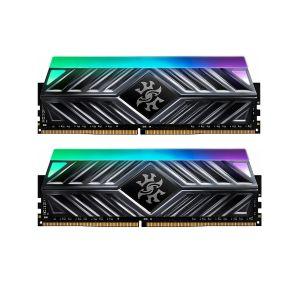 XPG Spectrix D41 16GB (2x8) 3200MHz DDR4 CL16 RGB Siyah Ram