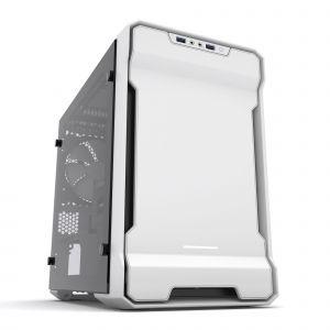 Phanteks Enthoo Evolv ITX Temperli Cam Mini-ITX Bilgisayar Kasası-Beyaz