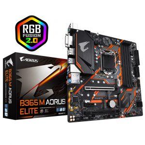 Gigabyte B365M AORUS Elite Intel 1151P DDR4 2666MHz mATX Anakart