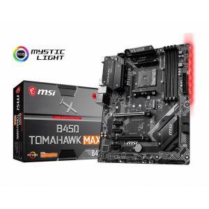 MSI B450 Tomahawk MAX DDR4 4133 MHz AM4 ATX Anakart