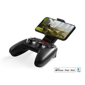 Steelseries Nimbus + Apple Kablosuz Gamepad (iPhone, iPod Touch, iPad, Apple TV ve Mac için)