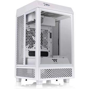 Thermaktake Tower 100 Snow Edition Mini-ITX Beyaz Bilgisayar Kasası