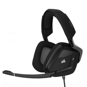 Corsair Void Pro Dolby 7.1 Siyah Oyuncu Kulaklığı OUTLET