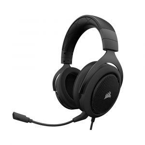 Corsair HS50 Stereo Oyuncu Kulaklığı Carbon Gri