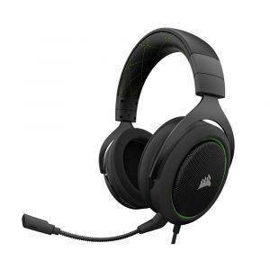 Corsair HS50 Stereo Oyuncu Kulaklığı Yeşil