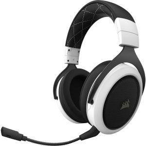 Corsair HS70 Kablosuz 7.1 Beyaz Oyuncu Kulaklığı