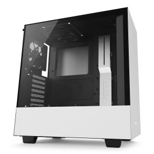 NZXT H500 Mid Tower ATX Beyaz Bilgisayar Kasası
