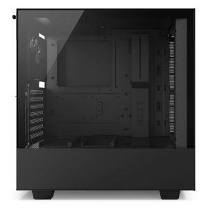 NZXT H500i Temperli Cam Mid Tower ATX Akıllı Bilgisayar Kasası
