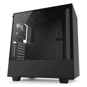 NZXT H500i Mid Tower ATX Akıllı Siyah Bilgisayar Kasası