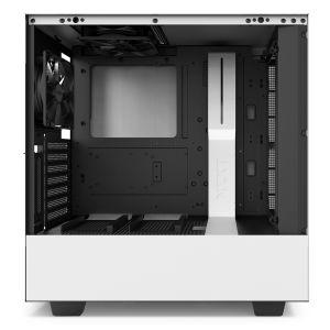 NZXT H500i Mid Tower ATX Akıllı Beyaz Bilgisayar Kasası