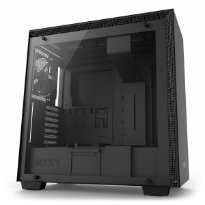 NZXT H700 Temperli Cam Mid Tower ATX Bilgisayar Kasası