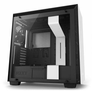 NZXT H700i Mid Tower Akıllı Bilgisayar Kasası Beyaz