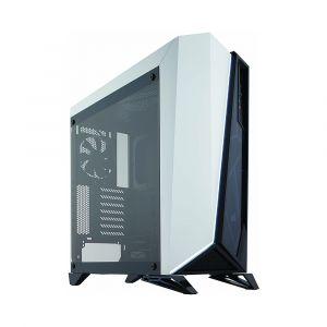 Corsair Carbide Spec Omega Temperli Cam Mid Tower ATX Siyah Beyaz Bilgisayar Kasası
