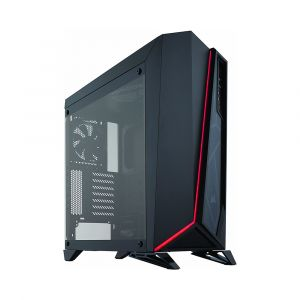 Corsair Carbide Spec Omega Temperli Cam Mid Tower ATX Siyah Bilgisayar Kasası