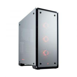 Corsair Crystal 570X RGB Fanlı Temperli Cam Mirror Black Bilgisayar Kasası
