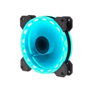 Xigmatek CH120 EN40179 120*120*25mm Gökkuşağı RGB 1200rpm Kasa Fanı