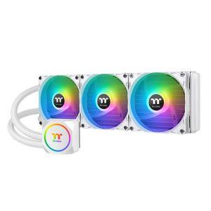 Thermaltake TH360 ARGB Sync Snow Edition Beyaz Sıvı Soğutma Sistemi